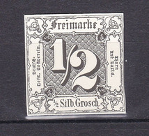 Thurn Und Taxis - 1859 - 14 ND - Ungebr. - Thurn And Taxis