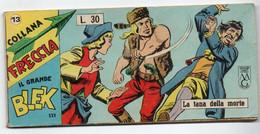 Il Grande Blek Striscia (Dardo 1964)  Serie XXV° N.13 - Non Classificati