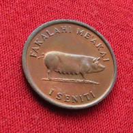 Tonga  1 Seniti 1975 FAO  F.a.o. #2 Wºº - Tonga