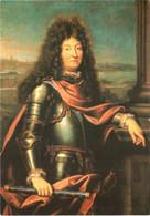 CPM 78 (Yvelines) Versailles - Musée Du Château. Portrait De Louis XIV Par Pierre MIGNARD TBE - Pittura & Quadri