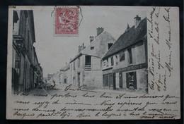 CPA Yvelines - Trappes (78190) Rue Nationale – Marot Edit. – Animée A Voyagé. - Trappes
