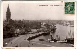 31nl 1804 DUNKERQUE - VUE GENERALE - Dunkerque
