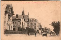 31ksh 1631 CPA - ROYAN-  BOULEVARD SAINT GEORGES ALLANT A VALLIERES - Royan