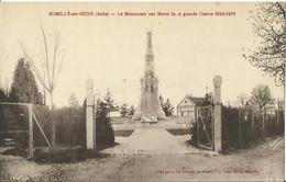 CPA De ROMILLY SUR SEINE - Le Monument Aux Morts De La Grande Guerre 1914-1918. - Romilly-sur-Seine