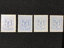 BELGIQUE BELGIE OCB 854-854a-854b-854P2** MNH. - ....-1960