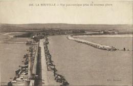 CPA De LA NOUVELLE - Vue Panoramique Prise Du Nouveau Phare. - Port La Nouvelle