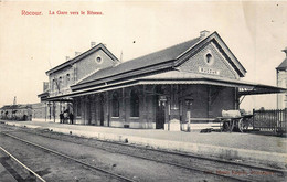 Belgique - Liège - Rocourt - La Gare Vers Le Réseau - Luik