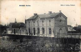 Belgique - La Bruyère - Rhisnes - Station - Près Saint Denis Bovesse , Emines , Meux , Villers-les-Heest , Warisoulx - La Bruyère