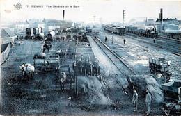 Belgique - Ronse - Renaix - Vue Générale De La Gare - S.B.P. N° 17 - Ronse