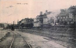 Belgique - Huy - Statte - Le Port - Hoei