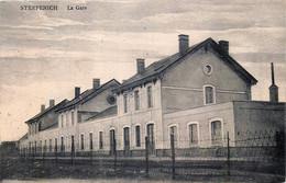 Belgique - Arlon - Sterpenich - La Gare - Aarlen