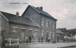 Belgique - Mont-de-l'Enclus - Russeignies - La Station - Près De Avelgem Kluisbergen ,Renaix,Celles - Kluisbergen