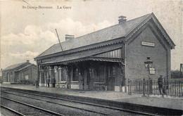 Belgique - La Bruyère - St. Denis-Bovesse - La Gare - La Bruyère