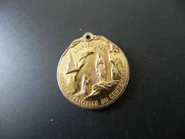 Medaille France - Centenaire - Lourdes 1958 - Unclassified