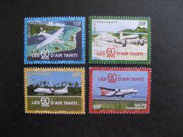 Polynésie: TB Série N° 1176 Au  N° 1179, Neufs XX. - Unused Stamps