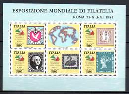 Italie BF2** - Blocks & Sheetlets