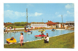 Greatstone-on-Sea - Children's Boating Pool - C1970's Kent Postcard - Altri
