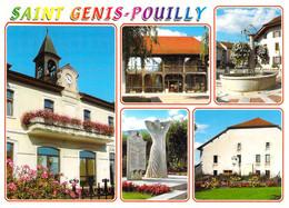 01 - Saint Genis Pouilly - Multivues - Altri Comuni