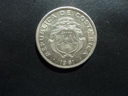 COSTA RICA * : 2 COLONES   1961 (P) Tranche B ***  KM 187.1a     NON CIRCULÉE  ** - Costa Rica