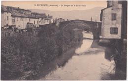 12. ST-AFFRIQUE. La Sorgue Et Le Pont Vieux - Saint Affrique
