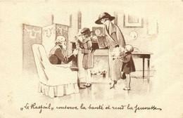 """""""Le Raspail"""" Conseve La Santé Et Rend La Jeuness RV - Publicité"""