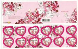 2009 Emmanuel Ungaro. Coeur De La St Valentin. Carnet Neuf ** Non Plié. (Couple De Perroquets),autoadhesifs. # BC 266 - Nuevos