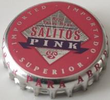 Espagne Capsule Crown Cap Boisson Salitos Pink - Other