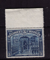ROI ALBERT ** / MNH  N° 148  BORD DE FEUILLE  à   0,90 - 1915-1920 Alberto I