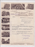 54-Grandes Brasseries & Malteries ...Champigneulles...(Meurthe-et-Moselle)...1931 - Autres