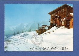 74 - BIOT - BONNEVAUX : Col Du Corbier - Autres Communes