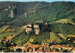 01 - Saint Sorlin - Vue Aérienne - Autres Communes