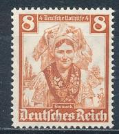 Deutsches Reich 592 ** Mi. 10,- - Nuevos