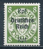 Deutsches Reich 719 ** Mi. 4,50 - Nuevos