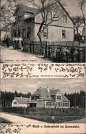 ! Alte Ansichtskarte Gruß Vom Entenpfuhl Im Soonwald, Gasthaus Heinrich Dupont, Oberförsterei - Autres