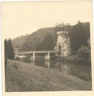 Photo Nessonvaux - Foto - Entrée Du Parc Du Château Des Mazures - La Vesdre - Fraipont - Pepinster - Olne - Trooz