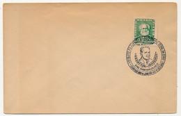 BRESIL - Oblitération Temporaire En Hommage à DAG HAMMARSKJOLD - In Mémoriam - 17 Sept 1962 - Lettres & Documents