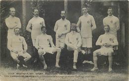 Belgique - Gand - Club Nautique Et Sport Nautique - Les Vainqueurs De Henley - Rowing