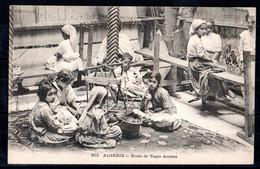 Algérie - Blida - Ecole Professionnelle De Fabrication De Tapis Arabes - Restauration - Fabrication - Métiers