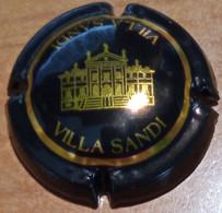 CAPSULA SPUMANTE CHAMPAGNE VILLA SANDI - Sparkling Wine