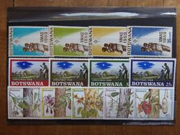 BOTSWANA - Serie Nuove ** Anni '60/'70 + Spese Postali - Botswana (1966-...)
