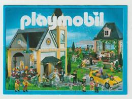 Brochure-leaflet PLAYMOBIL 2008 - Playmobil