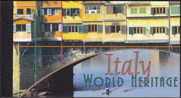 UNITED NATIONS 2002 New York Prestige Booklet «Italy - World Heritage» MNH - Markenheftchen