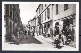 Algérie - Blida - Rue D'Alger Animée - Ane - Métiers