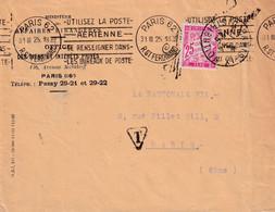N°32 - SIMPLE TAXE - 1/04/25 - Lettres Taxées
