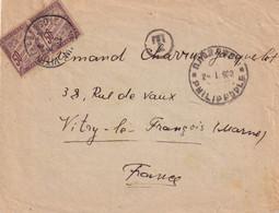 ORIGINE RUSSIE - 1922 - 1859-1955 Lettres & Documents
