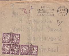 ORIGINE ALLEMAGNE - 1934 - 1859-1955 Lettres & Documents