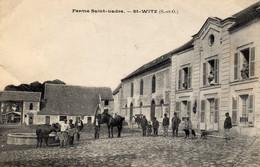 ST WITZ  Ferme Saint-Ladre - Saint-Witz