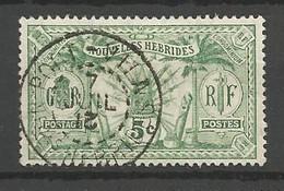 NOUVELLES-HEBRIDES  N° 27 OBL - Oblitérés