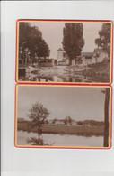 5 PHOTO CARTONNÉE (16x11 Cm) CHATILLON SUR SEINE (21) FERME HÔPITAL ANNÉE 1890 ENVIRON - Other