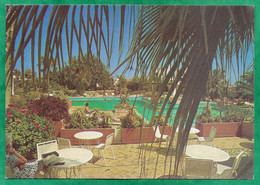 Agadir Hôtel Salam Piscine Et Terrasse 2scans 28-07-1994 - Agadir